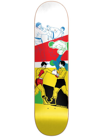 Almost Not A Sport Youness R7 8.25 Skateboard Deck