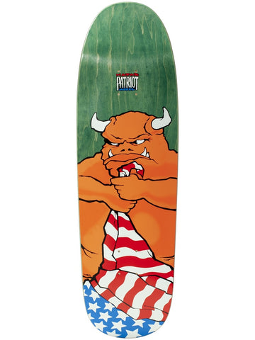 101 Natas Kaupas Patriot Green 9.75 SP Skateboard Deck