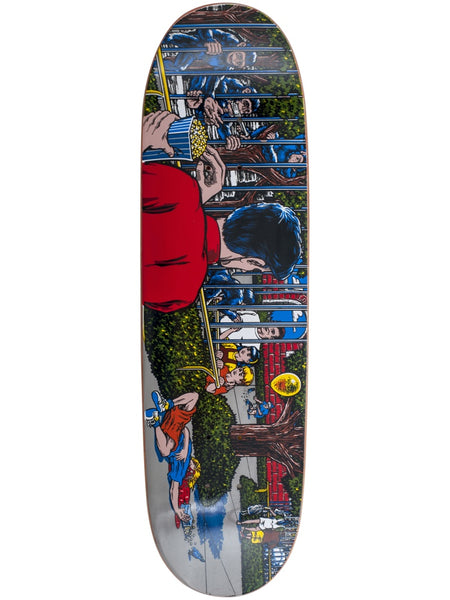 101 Koston Day at the Zoo 8.78 R7 Skateboard Deck