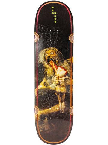 MADNESS Eating Son 8.75 Impact Light Skateboard Deck