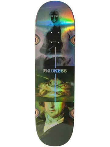 MADNESS Disaster Holographic 8.75 R7 Skateboard Deck