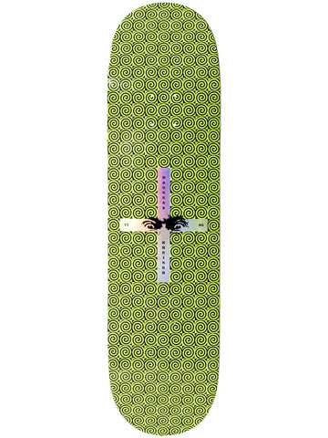 Madness Clay 1793 Kreiner  Holographic 8.25 Impact Light Skateboard Deck