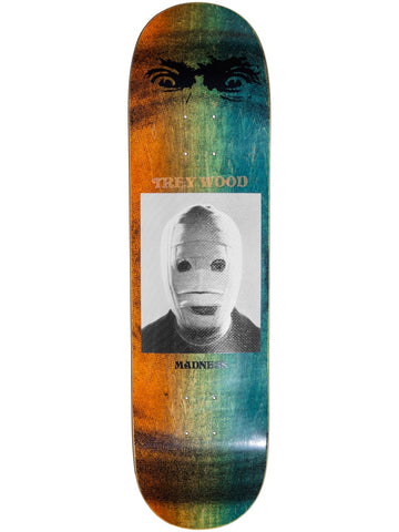 Madness Wood Bandage R7 8.25 Skateboard Deck
