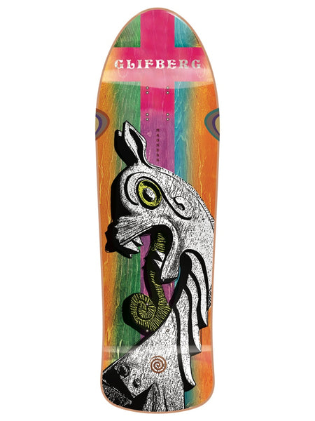 Madness Rune Destroyer R7 9.75 Skateboard Deck