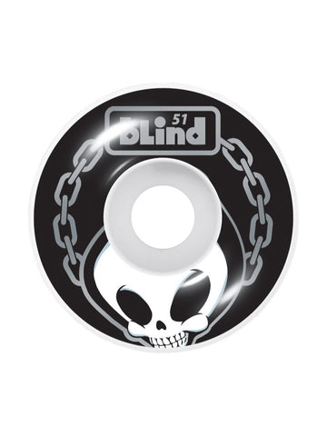 Blind Reaper Chain Black Wheel 51mm Wheel