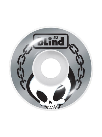 Blind Reaper Chain Silver Wheel 52mm Wheel