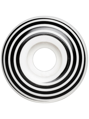 Hazard Swirl CP+: Radial White Wheels
