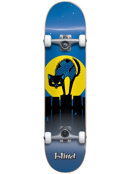 Blind Nine Lives Youth First Push Soft Top 6.75 Skateboard Complete MICRO