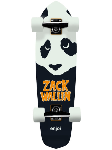 "enjoi Wallin GLOW IN THE DARK Cruiser 8.0"" Resin Premium Complete"