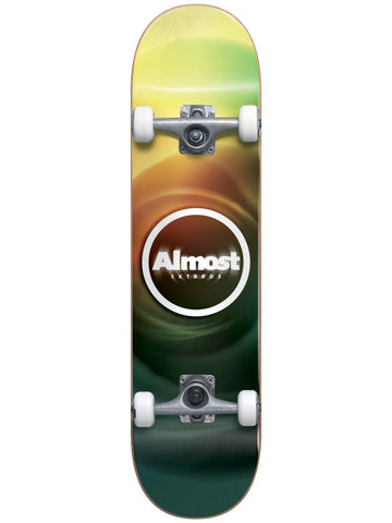 Almost Blur Resin Multi 7.75 Complete Skateboard
