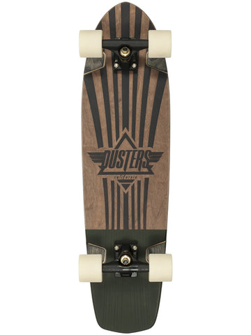 "Dusters Keen Retro Frame 31"" Cruiser Skateboard"