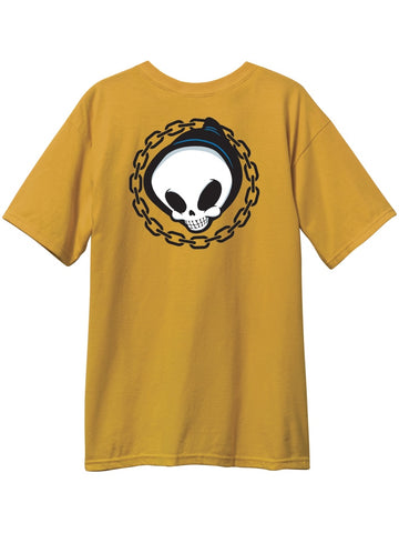 Blind Reaper Chain Antique Gold Premium S/S Tee