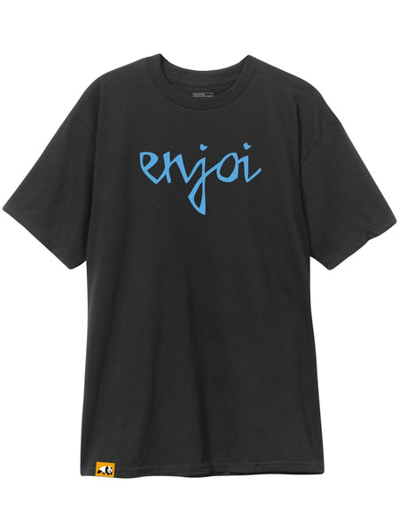 enjoi Car Crash Black S/S Tee