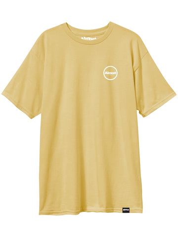 Almost Circle Logo Squash S/S Tee