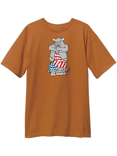 101 Natas Patriot Texas Orange T-Shirt