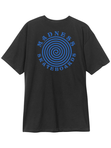 MADNESS Hypnotize Black S/S T-Shirt