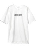 MADNESS Anxiety White Short Sleeve T-Shirt