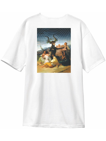 MADNESS Great Goat White S/S T-Shirt