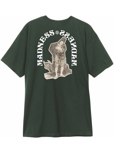 MADNESS OX Forest Green S/S T-Shirt