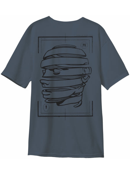 MADNESS Head Well Midnight Navy S/S T-Shirt