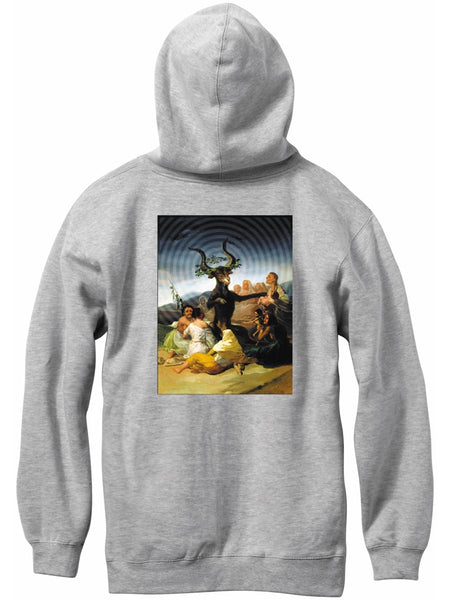 MADNESS Great Goat Sport Grey Pullover Hoodie
