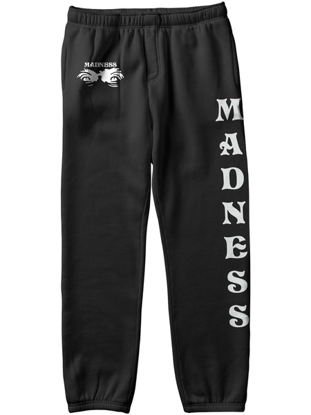 Madness Line Up Vintage Black Sweat Pant