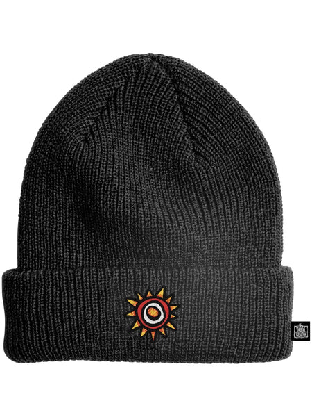 New Deal ND Sun Logo Beanie