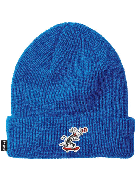 Almost Cat Pusher Royal Beanie