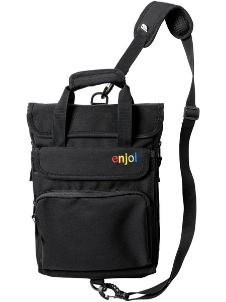 enjoi field bag black body bag