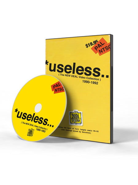 New Deal Useless DVD