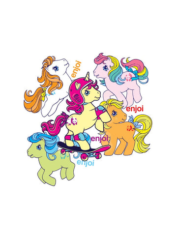 enjoi My Little Pony Stickers 10 pack
