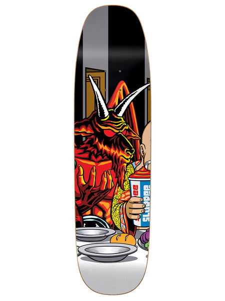 Limited Edition Heritage Reissue skateboard deck.