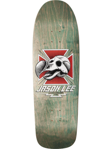 Blind Heritage Jason Lee Dodo Skull SILKSCREENED 9.625 Skateboard Deck