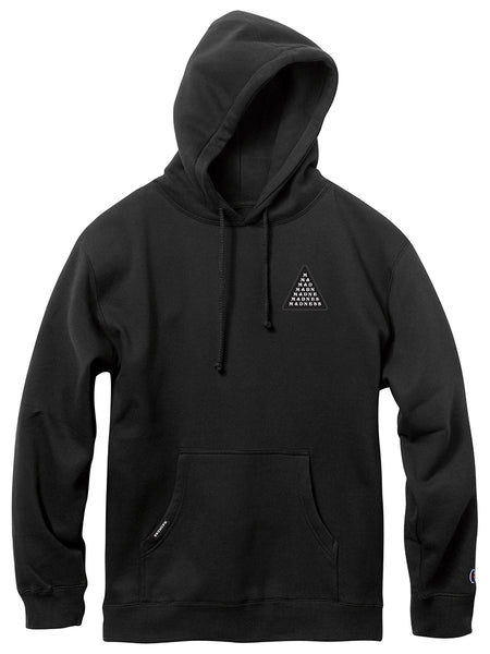 MADNESS Pyramid Black Pullover Hoodie