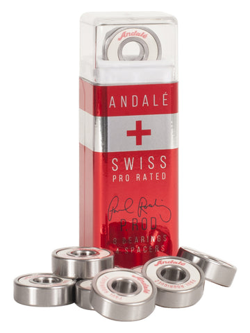 Andale P. ROD Swiss Pen Box Pro Rated Bearing