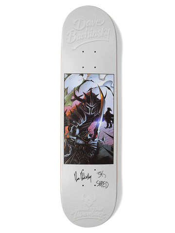 Darkstar SIGNED Bachinsky Throwback 7.75 Skateboard Deck