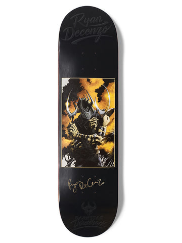 Darkstar SIGNED Decenzo Throwback 8.0 Skateboard Deck