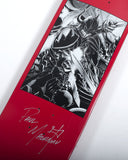 Darkstar SIGNED Machnau Throwback 8.25 Impact Light Skateboard Deck