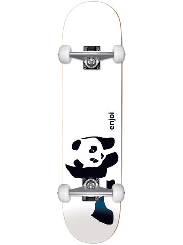 enjoi Whitey Panda 6.75 Soft Top Resin Complete Skateboard MICRO