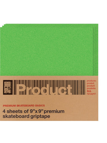 Superor Product Green Grip Tape 4 Pk 9x9 Squares