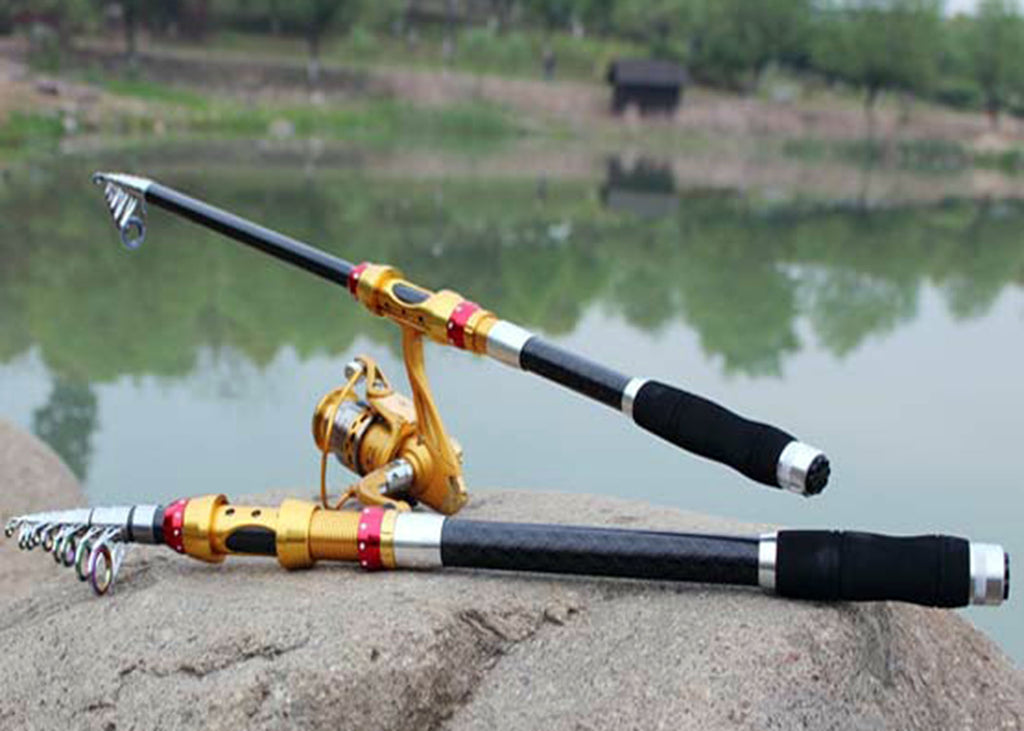 DON'T GET SCAMMED! Discover The 4 Most Important Things You Must Know Before Ever Purchasing a Fishing Rod