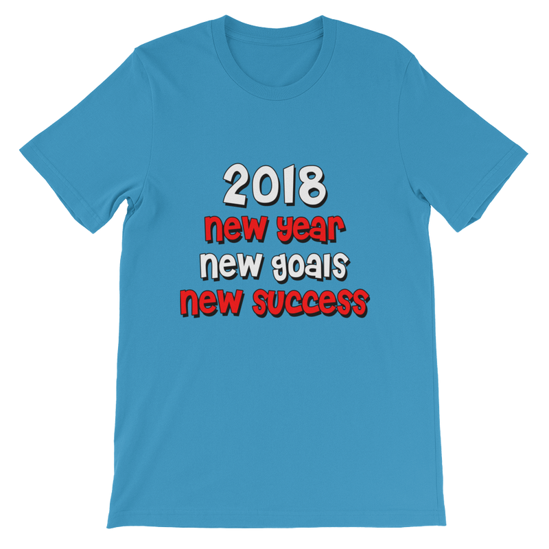 New Year New Goal New Success