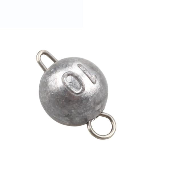 Bullet Weights Sinker Texas Rigging Terminal Fishing Tackle
