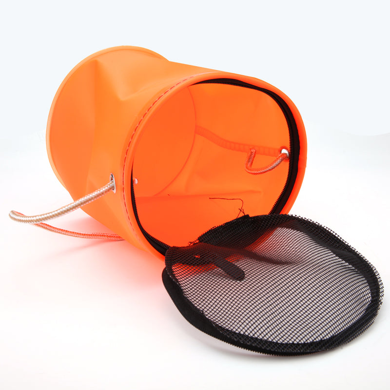 Portable Foldable Tackle Fishing Bucket