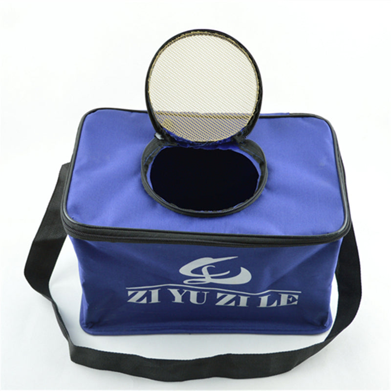 Fishing Bucket Folding box Fish Tank Square Water Tank Tackle