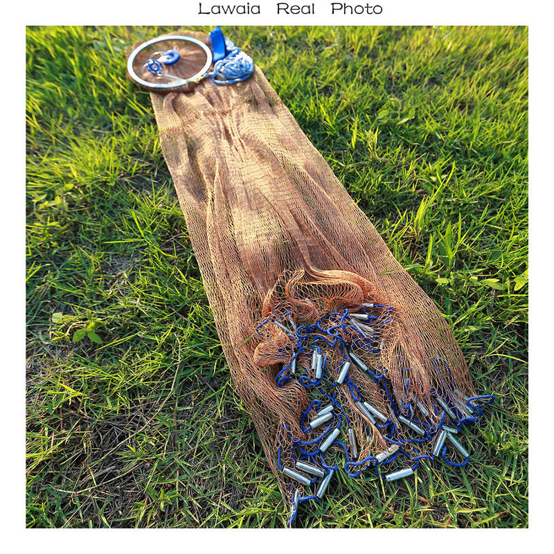 Folding Fly Fishing - Single Gill Net
