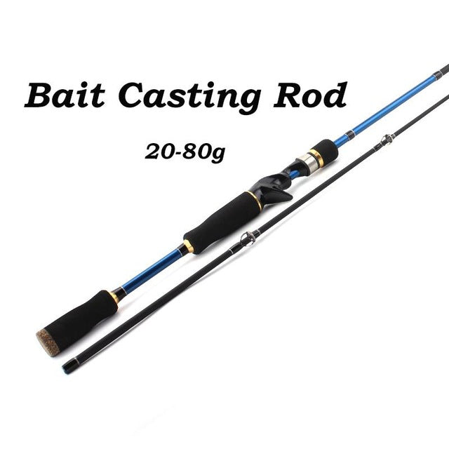 Super Hard Baitcasting Spinning Rod