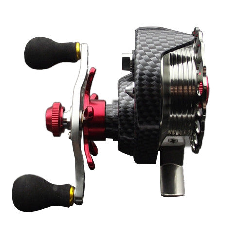 Hand Fishing Reel Micro-round Lead