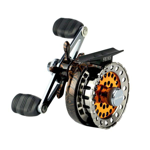 Full Metal Fishing Reels Wheel