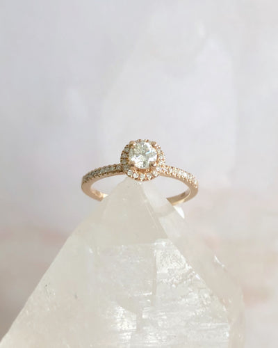 Elsa Ring, White Diamond